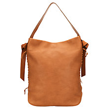 Buy Jigsaw Willa Leather Hobo Bag Online at johnlewis.com