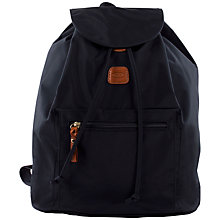 Buy Bric's X-Travel Backpack, Black Online at johnlewis.com