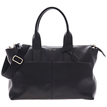Buy Jem + Bea Jemima Tote Changing Bag, Black Online at johnlewis.com
