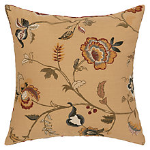 Buy Mulberry Home Elidora Cushion, Spice Online at johnlewis.com