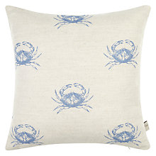 Buy Emily Bond Crabs Cushion Online at johnlewis.com