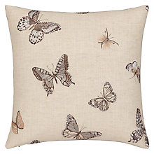 Buy Sanderson Butterflies Cushion Online at johnlewis.com