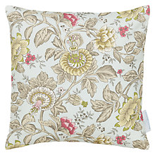 Buy Wedgwood by Blendworth Tonquin Print Cushion Online at johnlewis.com