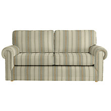 Buy John Lewis Elgar Small Open Sprung Sofa Bed, Sidney Duck Egg Online at johnlewis.com