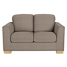 Buy John Lewis Cooper Small 2 Seater Sofa, Bala Charcoal Online at johnlewis.com