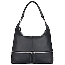 Buy John Lewis Harriet Leather Shoulder Bag Online at johnlewis.com
