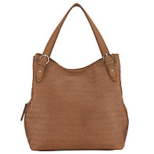 Buy John Lewis Clarissa Woven Shoulder Bag Online at johnlewis.com