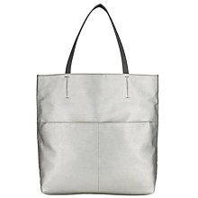 Buy Kin by John Lewis Katie Mixed Texture Shoulder Bag Online at johnlewis.com