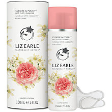 Buy Liz Earle Cleanse & Polish™ Hot Cloth Cleanser Rose & Cedrat Limited Edition, 150ml Online at johnlewis.com