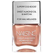 Buy Nails Inc Sweet Almond Nail Polish Online at johnlewis.com