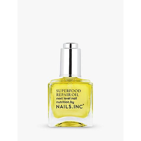 Buy Nails Inc Superfood Repair Oil, 14ml Online at johnlewis.com