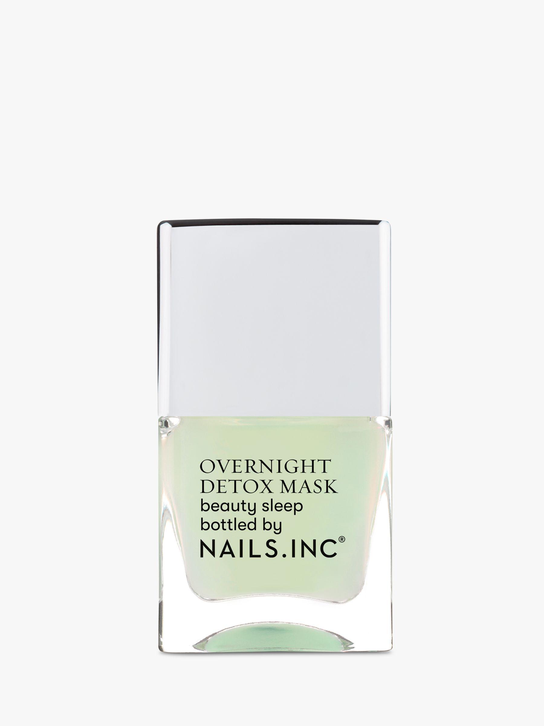 Nails Inc Nails Inc Overnight Detox Mask, 14ml