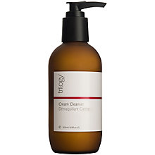 Buy Trilogy Cream Cleanser, 200ml Online at johnlewis.com