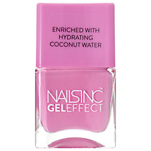 Buy Nails Inc Coconut Brights Gel Effect Nail Polish Online at johnlewis.com