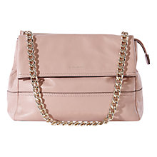 Buy Karen Millen Leather Chain Bag Online at johnlewis.com