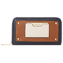 Buy Dune Kannah Zip Around Purse Online at johnlewis.com