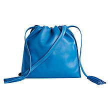 Buy Jaeger Hart Leather Across Body Bag Online at johnlewis.com