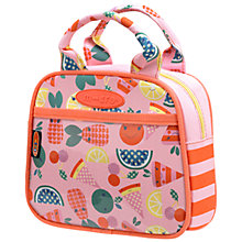 Buy Micro Mini Micro Fruit Bag, Pink/Orange Online at johnlewis.com