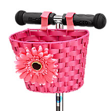 Buy Micro Scooter Basket Online at johnlewis.com