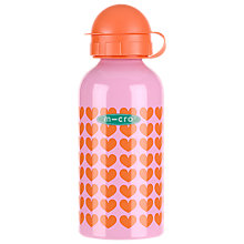 Buy Micro Scooter Water Bottle, Hearts Online at johnlewis.com