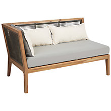 Buy John Lewis Matrix One Arm Sofa, FSC-certified (Acacia) Online at johnlewis.com