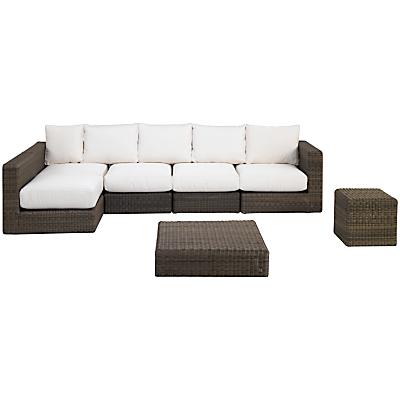 Ethimo Cube Modular Lounge Set