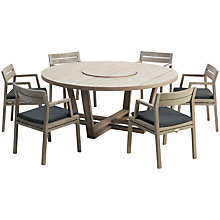 Buy Ethimo Costes 6-Seater Dining Set Online at johnlewis.com