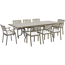 Buy Ethimo Elisir Dining Set 8-Seater Online at johnlewis.com