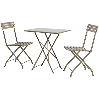 Ethimo Laren Bistro Rectangular Set