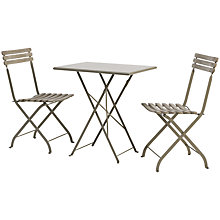 Buy Ethimo Laren Bistro Rectangular Set Online at johnlewis.com