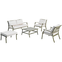 Buy Ethimo Elisir Lounge Set Online at johnlewis.com