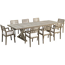 Buy Ethimo Stella 8-Seater Dining Set Online at johnlewis.com