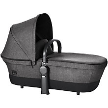Buy Cybex Priam Carrycot, Manhattan Grey Online at johnlewis.com
