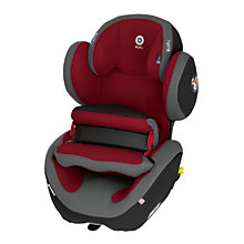 Buy Kiddy Phoenixfix Pro2 Group 1 Car Seat, Sao Paulo Online at johnlewis.com