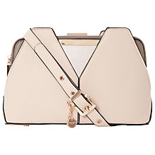 Buy Dune Dawn Clutch Bag, Neutral Online at johnlewis.com