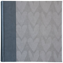 Buy Caroline Gardner Hearts Memory Photo Album Online at johnlewis.com