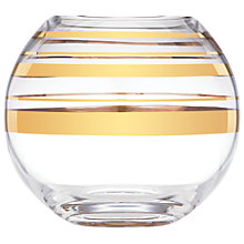 Buy kate spade new york Hampton Place Rose Bowl Online at johnlewis.com