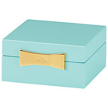 Buy kate spade new york Garden Drive Jewellery Box Online at johnlewis.com