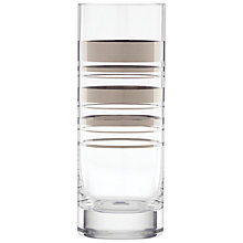 Buy kate spade new york Hampton Street Platinum Vase Online at johnlewis.com