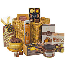 Buy John Lewis Chocolate Cube Hamper Online at johnlewis.com