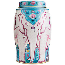 Buy Williamson Tea Tea Time Caddy with 20 Earl Grey Teabags Online at johnlewis.com