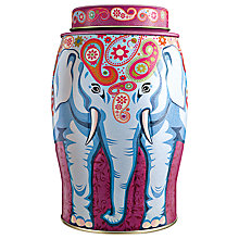 Buy Williamson Tea Paisley Caddy with 20 Earl Grey Teabags Online at johnlewis.com