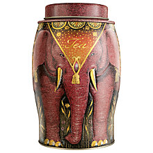 Buy Williamson Tea Earth Caddy with 20 Kenyan Earth Teabags Online at johnlewis.com