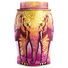 Buy Williamson Tea Caddy with 20 Purple Blush Teabags Online at johnlewis.com