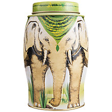 Buy Williamson Tea Tranquillity Caddy with 20 Earl Grey Green Teabags Online at johnlewis.com