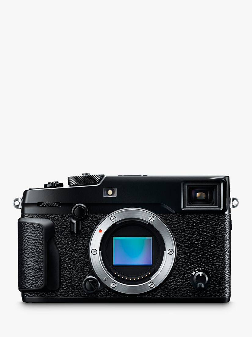 Fujifilm Fujifilm X-Pro 2 Compact System Camera, HD 1080p, 24.3MP, Wi-Fi, EVF, OVF, 3 LCD Screen, Body Only