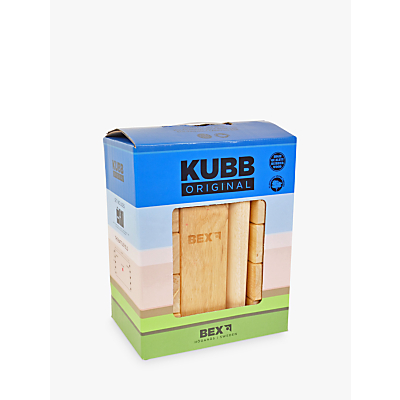 Bex Kubb Original Individual Game