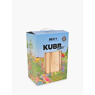 Bex Kubb Individual Game