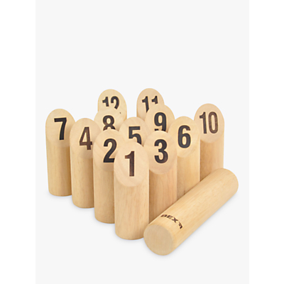 Bex Kubb Number Game