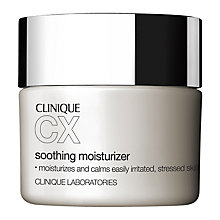 Buy Clinique CX Soothing Moisturiser, 50ml Online at johnlewis.com